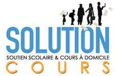 Soutien scolaire, Cours particuliers avec Solution Cours à domicile